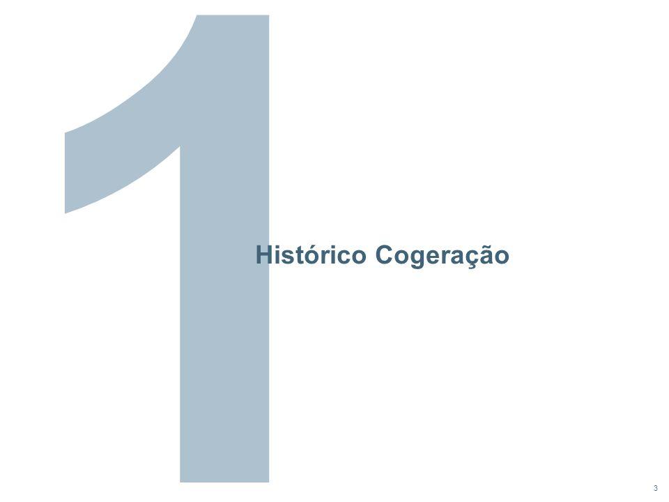 3 1 Histórico Cogeração