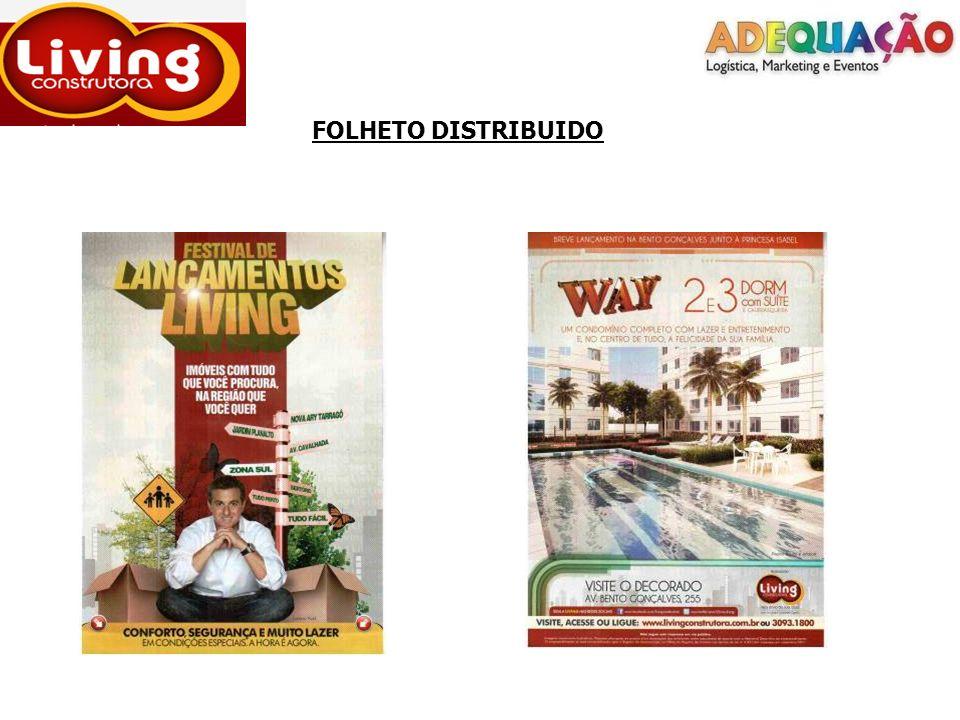 Divulgadores 1° turno Ponto: Silva Só x Ipiranga Divulgadora: Ana Paula Netto Medeiros Distribuído: 200 folhetos