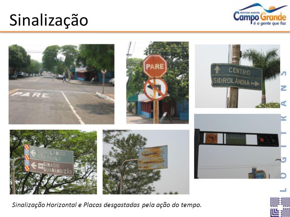 Proposta de Layout para Corredor de Transporte CAMPO GRANDE - MS AVENIDA AFONSO PENA – CAMPO GRANDE