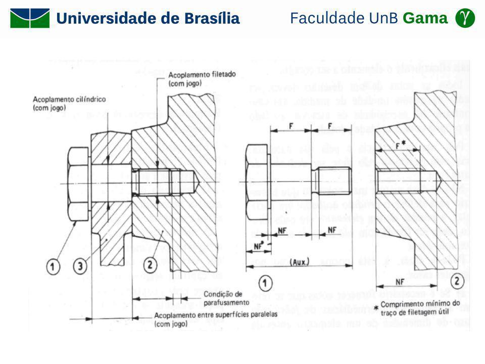 Somente uma seta de limitação da linha de cota é utilizada na cotagem de raio.