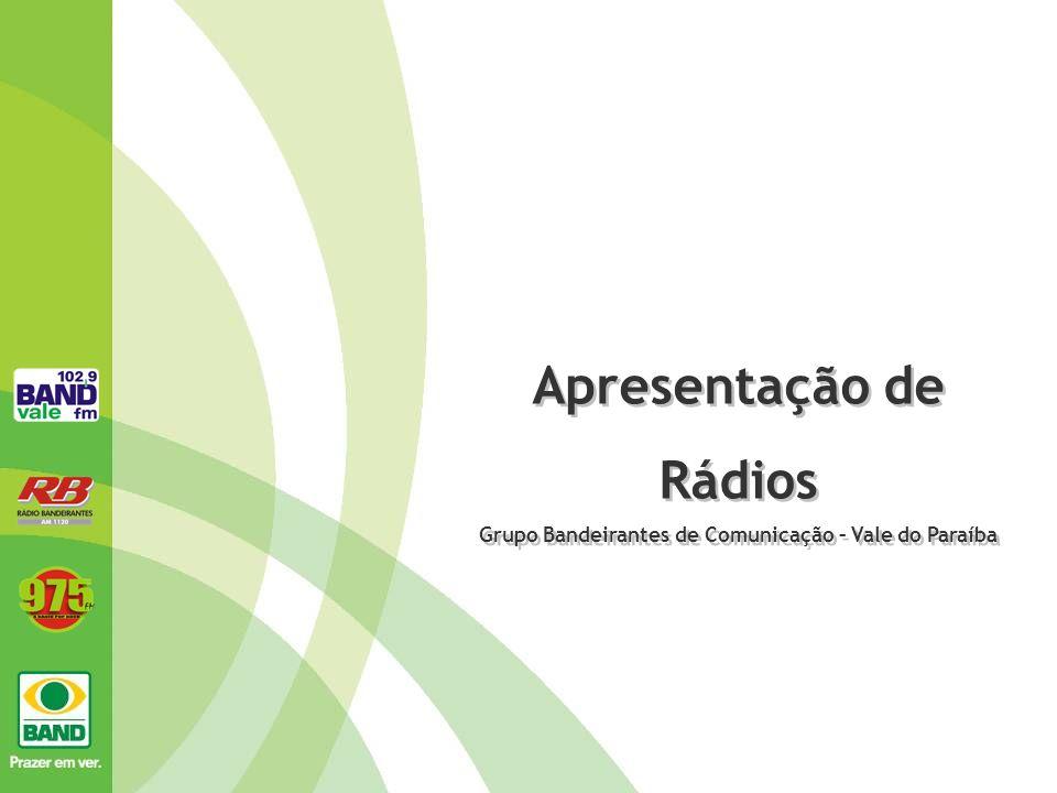 Você lê ouvindo rádio.Você dirige ouvindo rádio. Você navega ouvindo rádio.