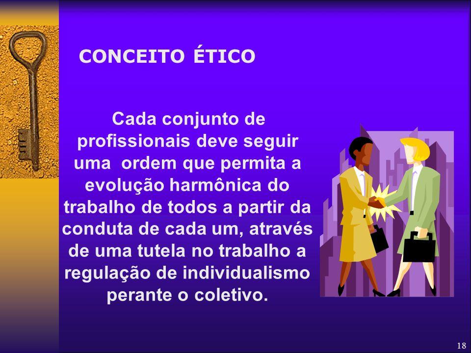 17 Código de Ética