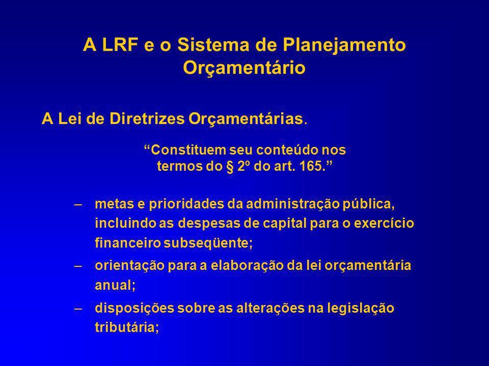 LEI DE DIRETRIZES ORÇAMENTÁRIAS LEI LOA PPA JR