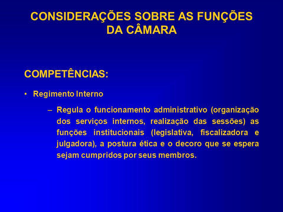 Funcionamento e estruturação organizacional –Administração dos Serviços Internos (implantação das inovações da LRF) –Horário de funcionamento Dispor s