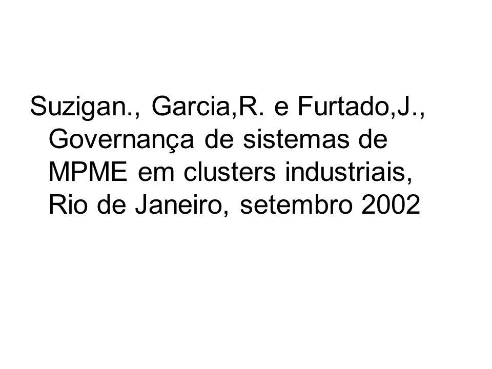 Suzigan., Garcia,R.