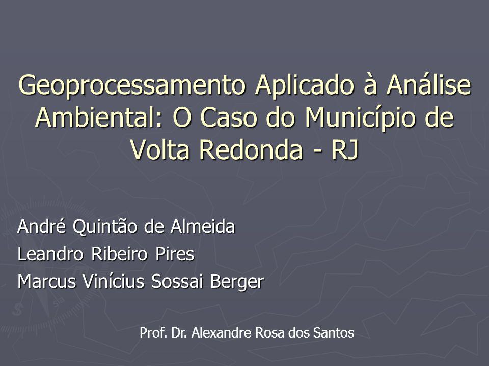 B) Análise ambiental das áreas de potenciais para a Expansão Urbana PotencialNota Altíssimo-alto 10 - 08 Alto-médio07 Médio 6 - 5 Médio-baixo 4 - 3 Baixo-baixíssimo 2 - 0
