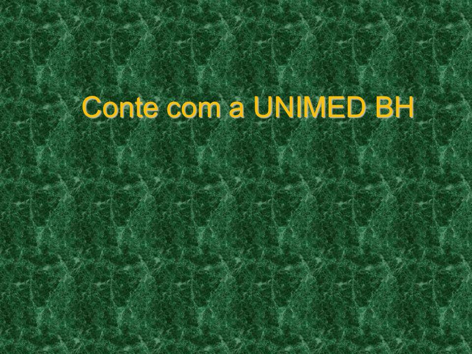 Conte com a UNIMED BH