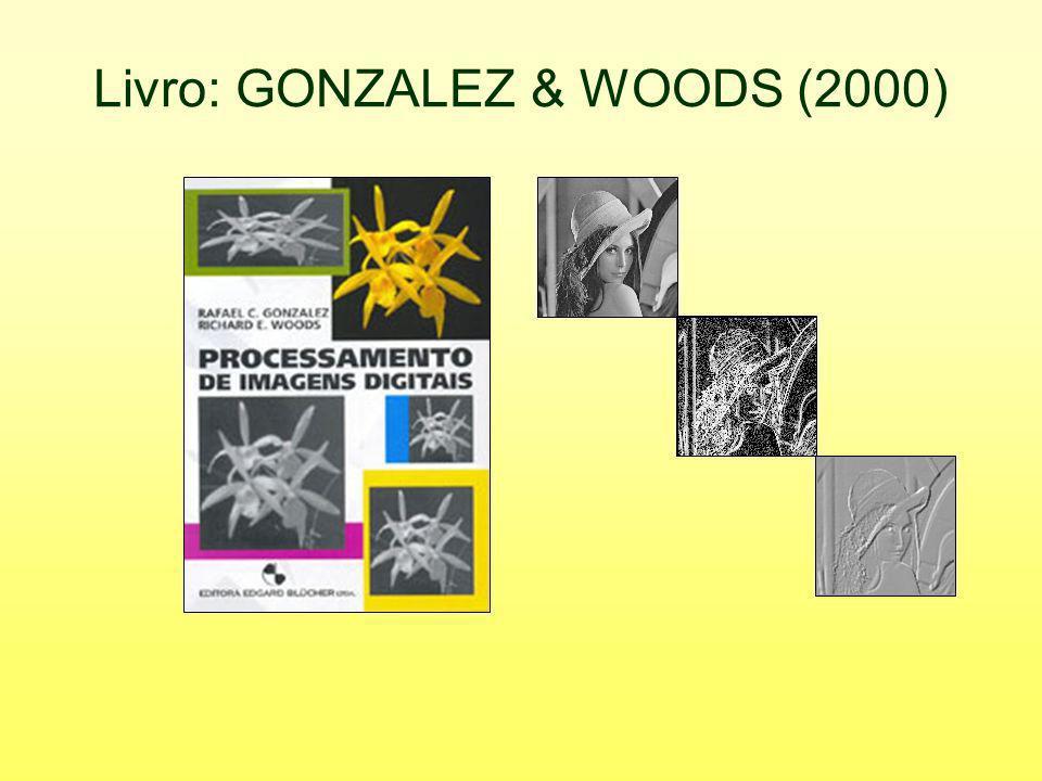 Livro: GONZALEZ & WOODS (2000)