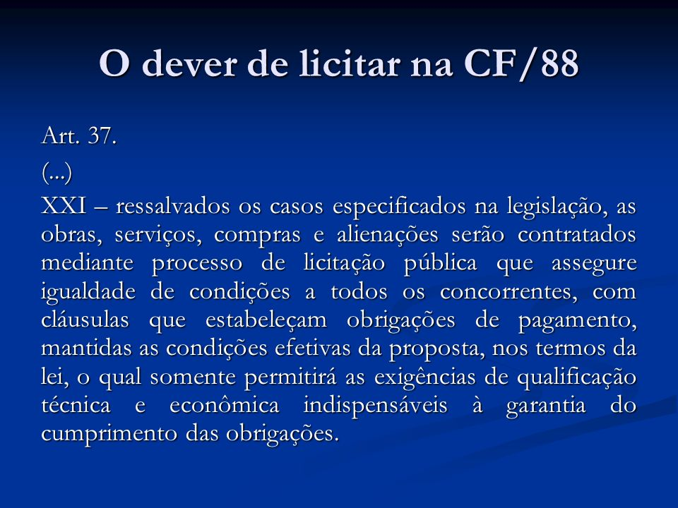 Leilão Art.22, L. 8.666/93 Art. 22, L.