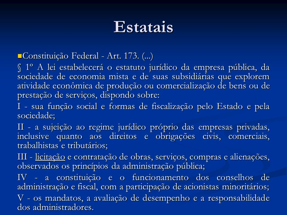 Art.175 Art. 175.