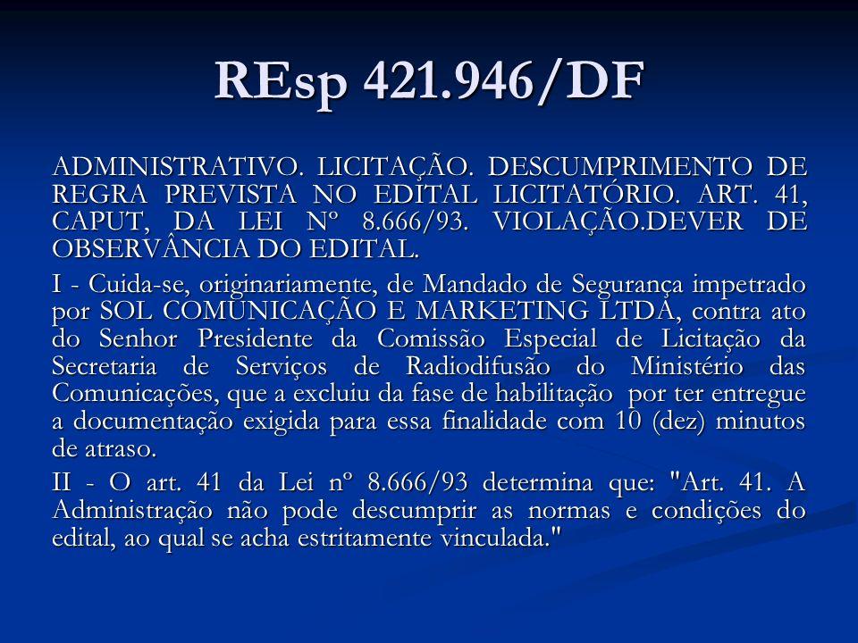 REsp 785.540