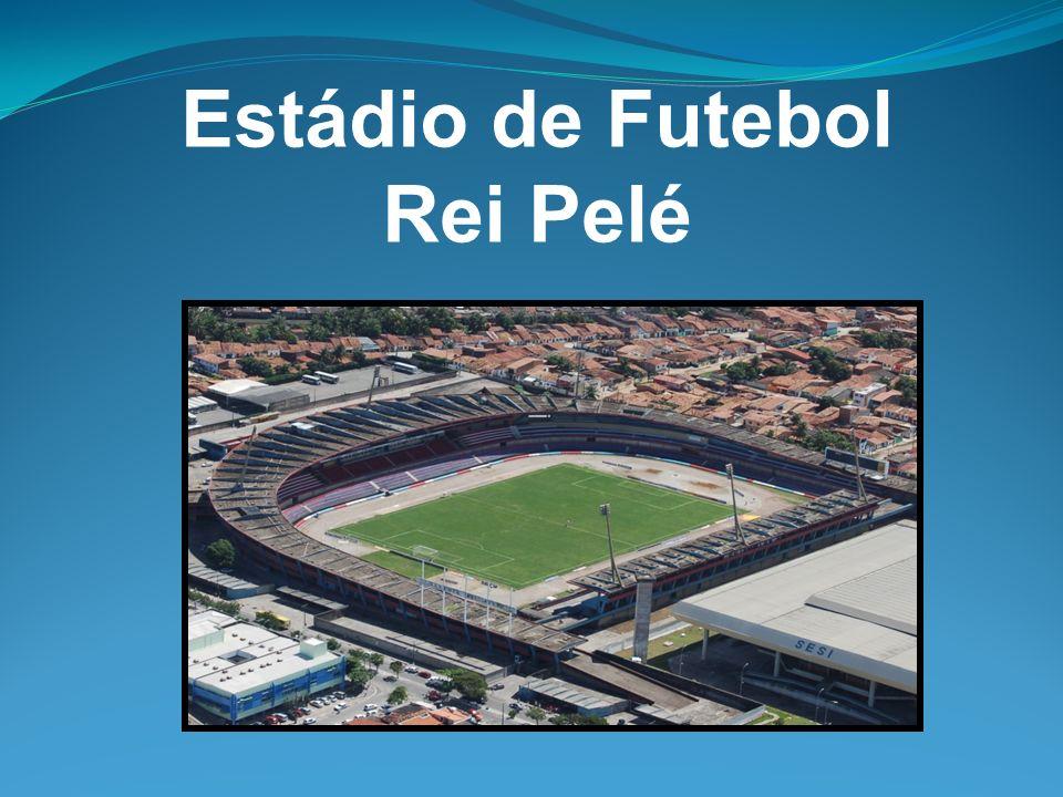 Estádio de Futebol Rei Pelé