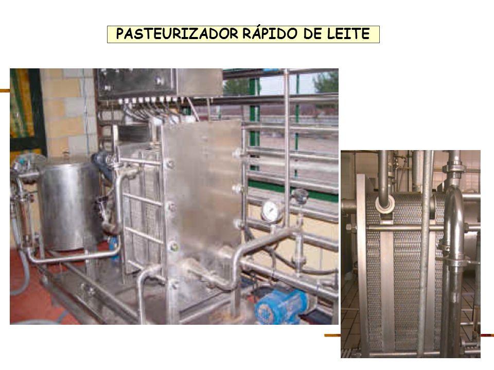 PASTEURIZADOR RÁPIDO DE LEITE