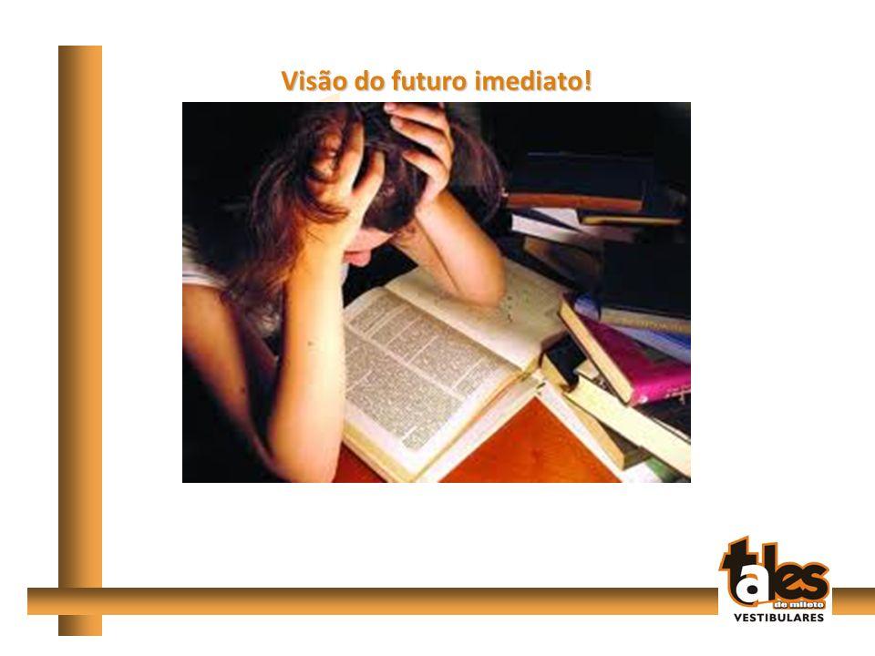 Visão do futuro imediato!