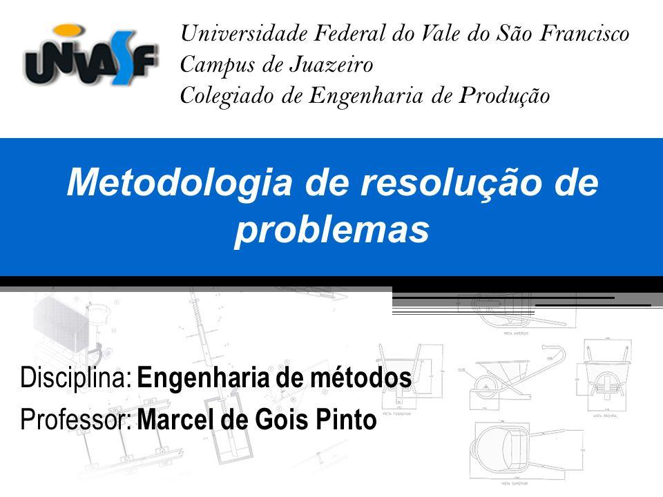 Conteúdo Características de um problema Processo de Projeto: Formulação de Problemas Análise do Problema Busca de Alternativas Avaliação de Alternativas Especificação da Solução Preferida