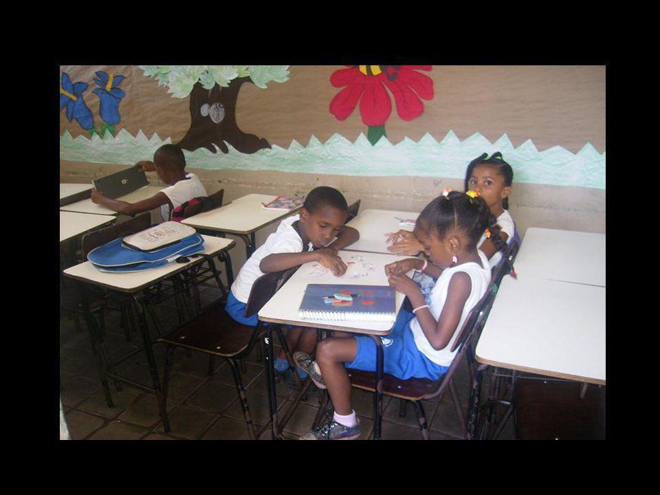 A relação desses alunos, assim como os das crianças em geral é movida pelo calor do momento.