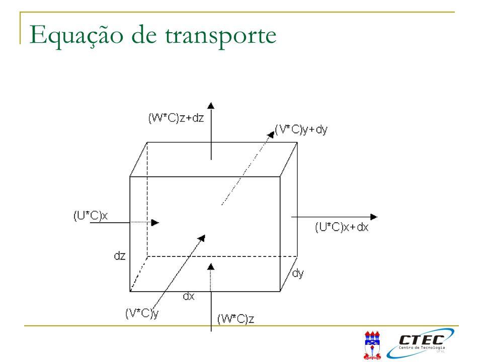 Equação de transporte