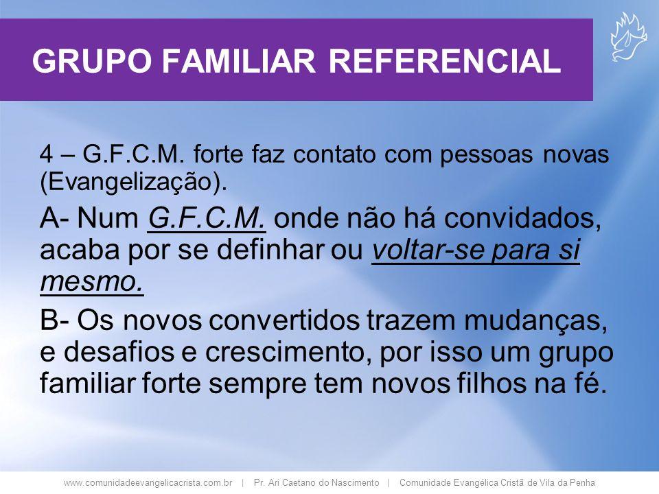 www.comunidadeevangelicacrista.com.br | Pr. Ari Caetano do Nascimento | Comunidade Evangélica Cristã de Vila da Penha 4 – G.F.C.M. forte faz contato c