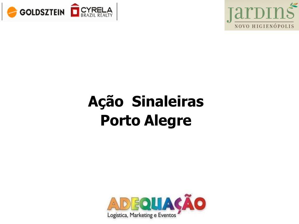 Cliente: Goldsztein Cyrela – Jardim Novo Higienópolis Realização: ADEQUAÇÃO – LOGISTICA, MARKETING E EVENTOS.