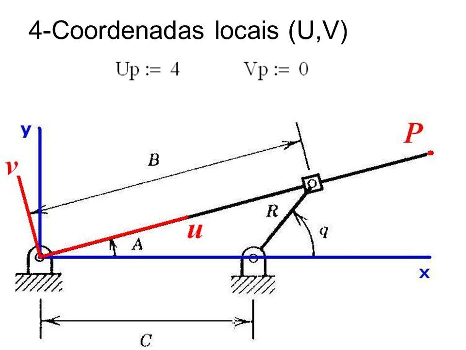 18 4-Coordenadas locais (U,V)