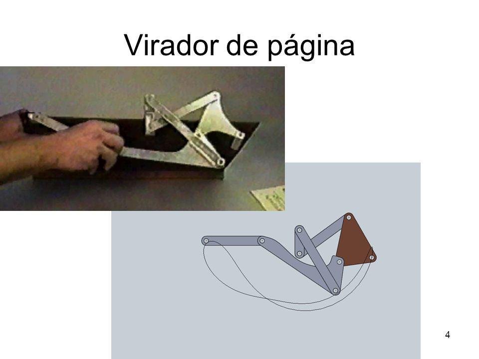 4 Virador de página