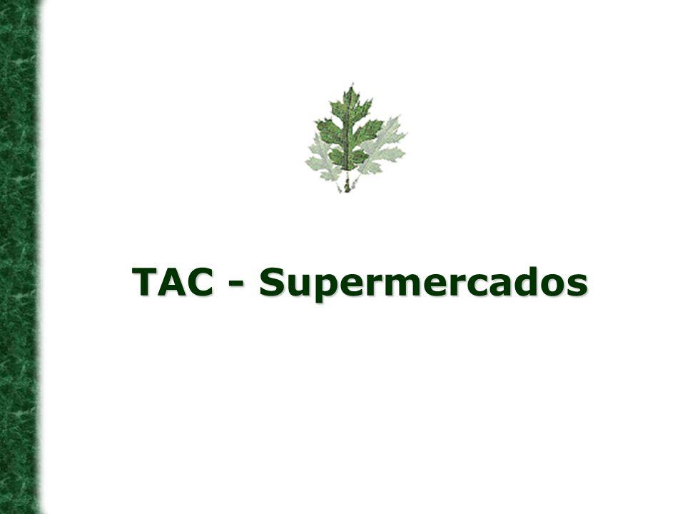 TAC - Supermercados