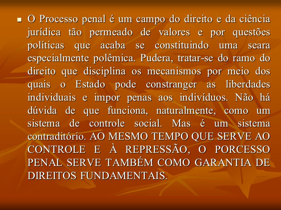 Direito Civil.