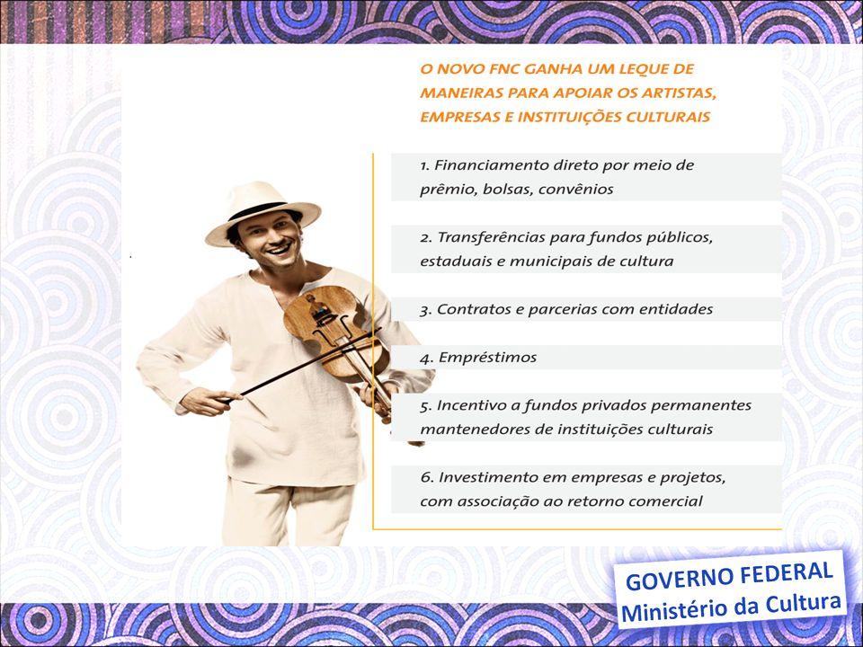 PORTARIA Nº 58, DE 14 DE JUNHO DE 2010 Homologa o Regimento Interno da Comissão do Fundo Nacional da Cultura - CFNC, dispõe sobre as programações específicas do FNC e dá outras providências.