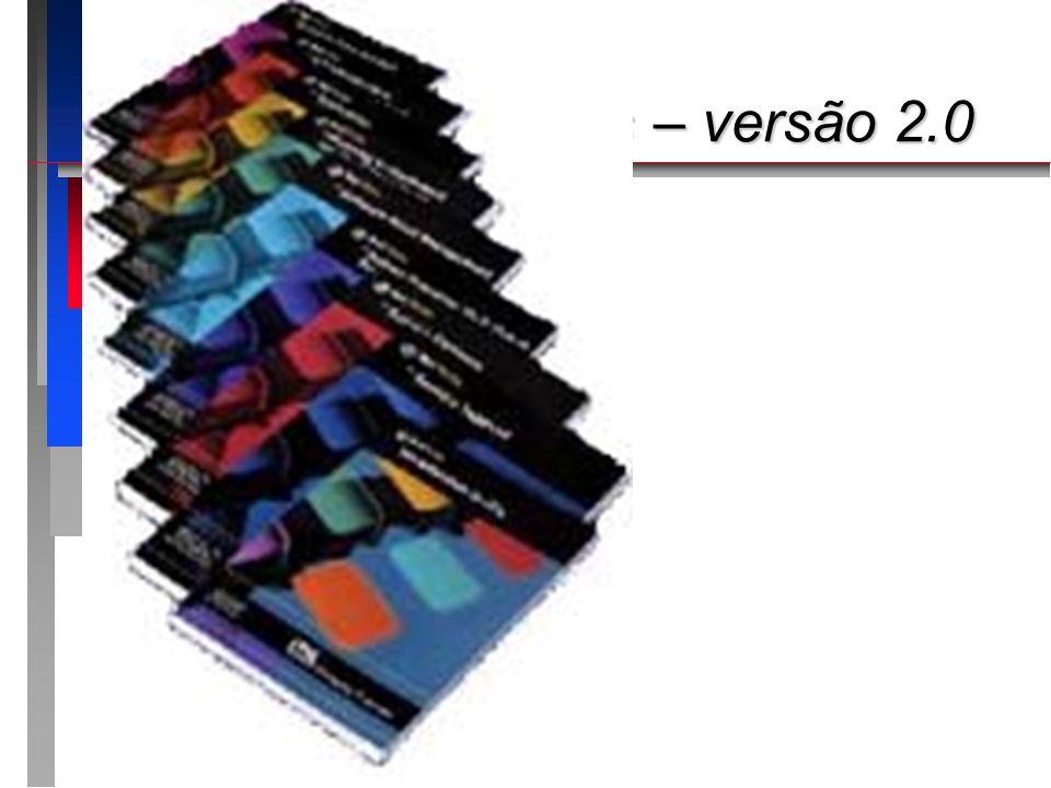 ITIL – Elementos – versão 2.0 ITIL – Elementos – versão 2.0