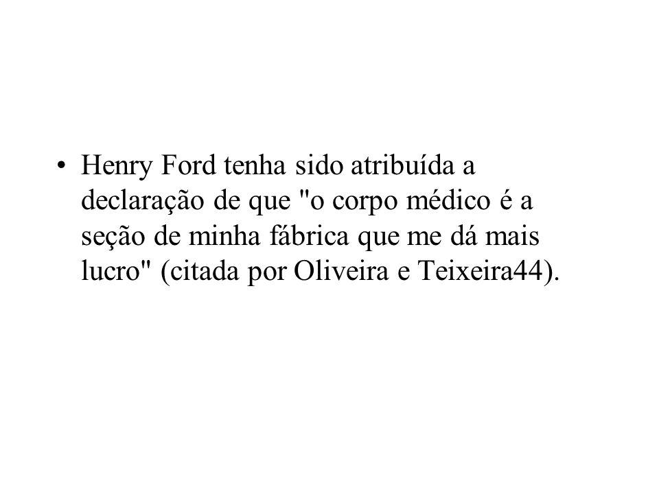 Henry Ford tenha sido atribuída a declaração de que