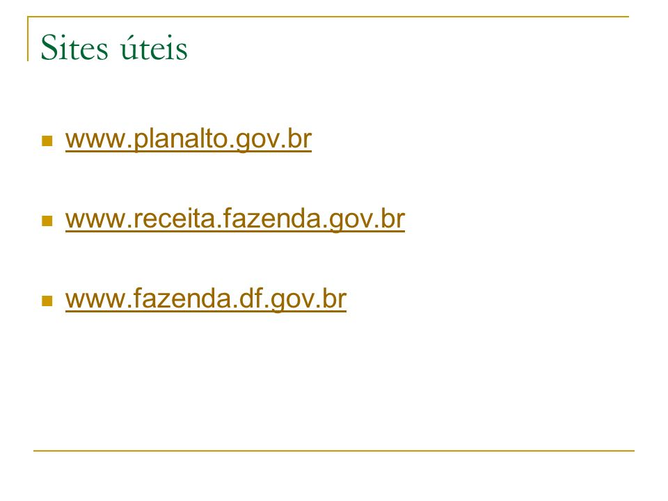 Taxa – Serviço Público Serviço público específico e divisível, prestado ao contribuinte ou posto à sua disposição Art.