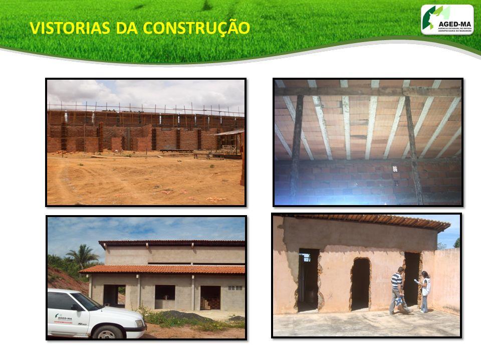VISTORIAS DA CONSTRUÇÃO