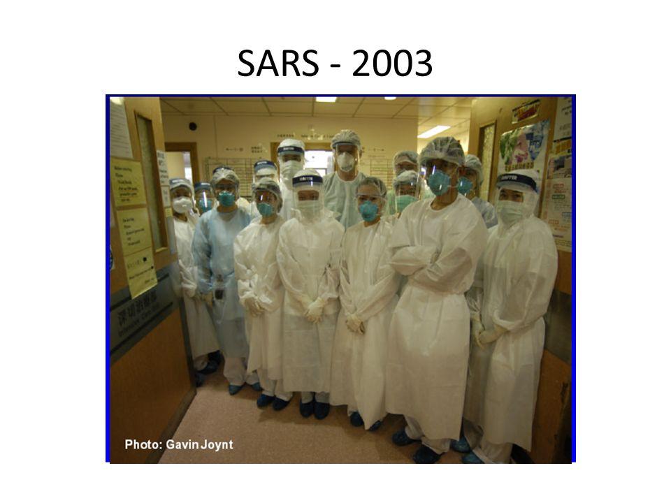 SARS - 2003