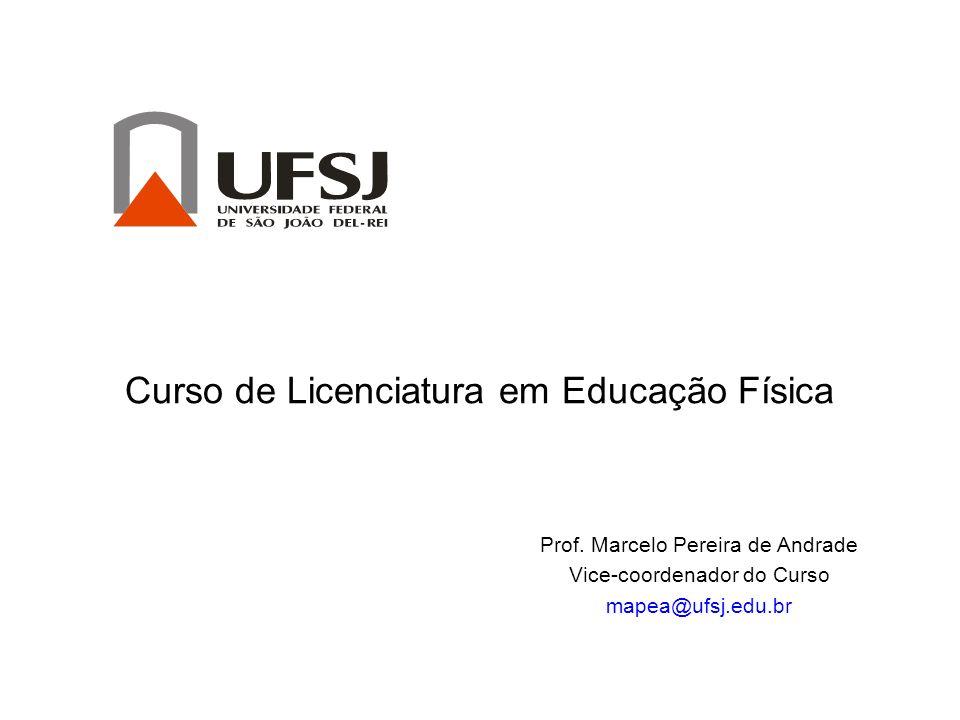 Universidade Federal de São João del-Rei (UFSJ) Federalizada em 1987.