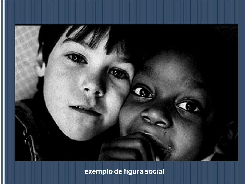 exemplo de figura social