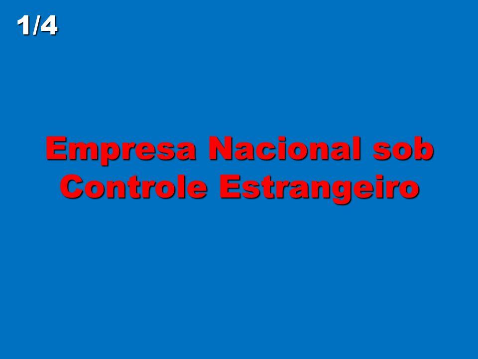 AQUISIÇÃO DE IMÓVEL RURAL por Empresa sob Controle Estrangeiro Balneário Camboriú, 16 de junho de 2011.