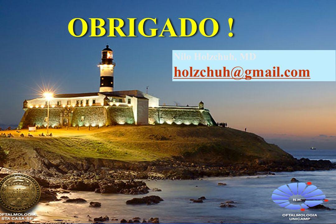 15 N.H. OBRIGADO ! Nilo Holzchuh, MD holzchuh@gmail.com