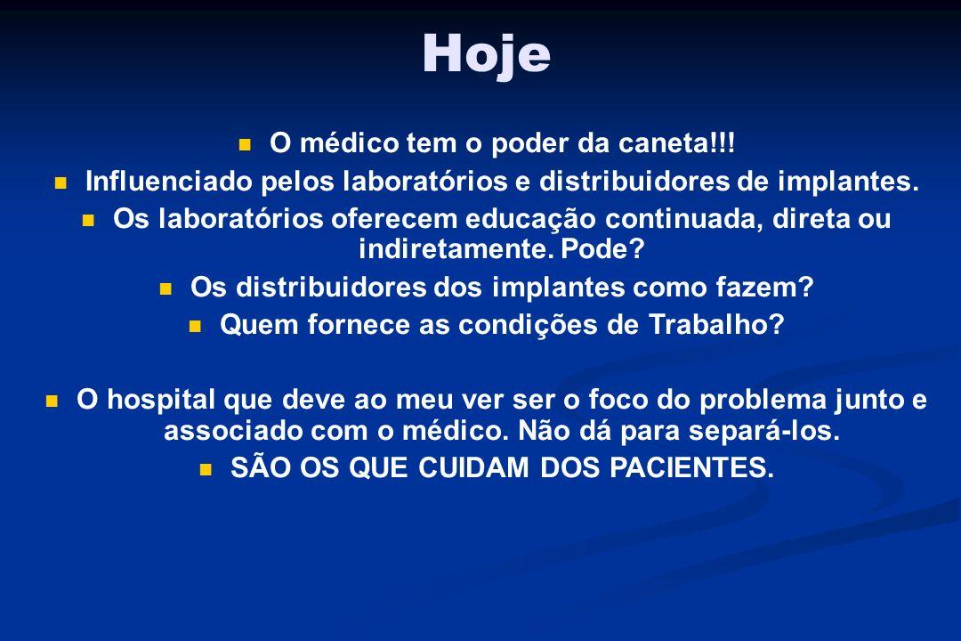 AMB/Câmara Técnica de Implantes Propõem que seja suspensa a publicação da Resolução em questão e que a mesma só seja publicada após investigação e debate sobre o assunto com a Comissão sobre Exigência de Fornecimento de Materiais e Instrumentos de Determinada Marca para Realização de Procedimentos Médicos do Conselho Federal de Medicina, e da Câmara Técnica de Implantes da Associação Médica Brasileira.
