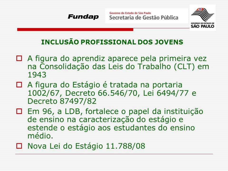 COMISSÃO ESPECIAL Propor medidas de melhorias dos processos para o aperfeiçoamento da política de estágios.
