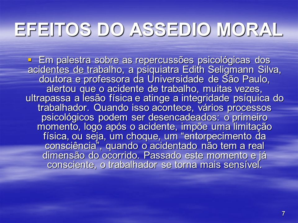 18 ASSEDIO MORAL NO BRADESCO.