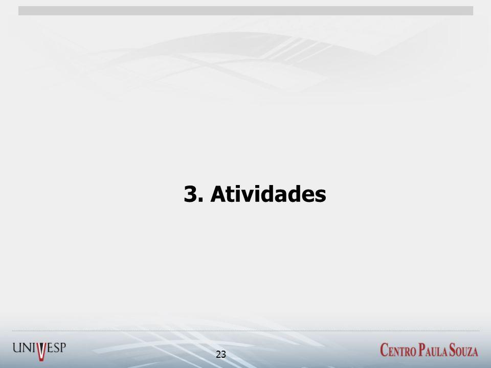 3. Atividades 23