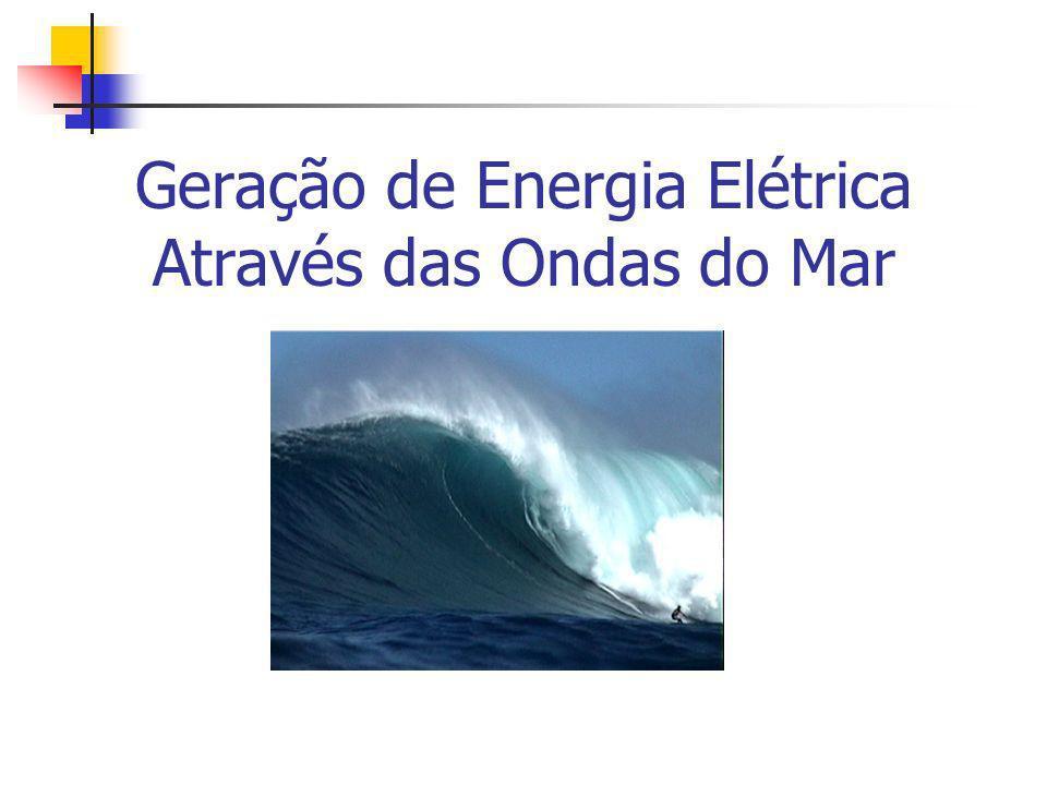 Existem três maneiras de produzir energia usando o mar: Ondas; Marés ou deslocamento das águas; Diferenças de temperatura entre superfície e fundo dos oceanos.