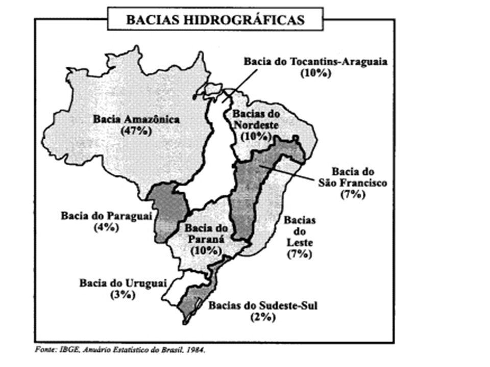 Bacia Amazônica.