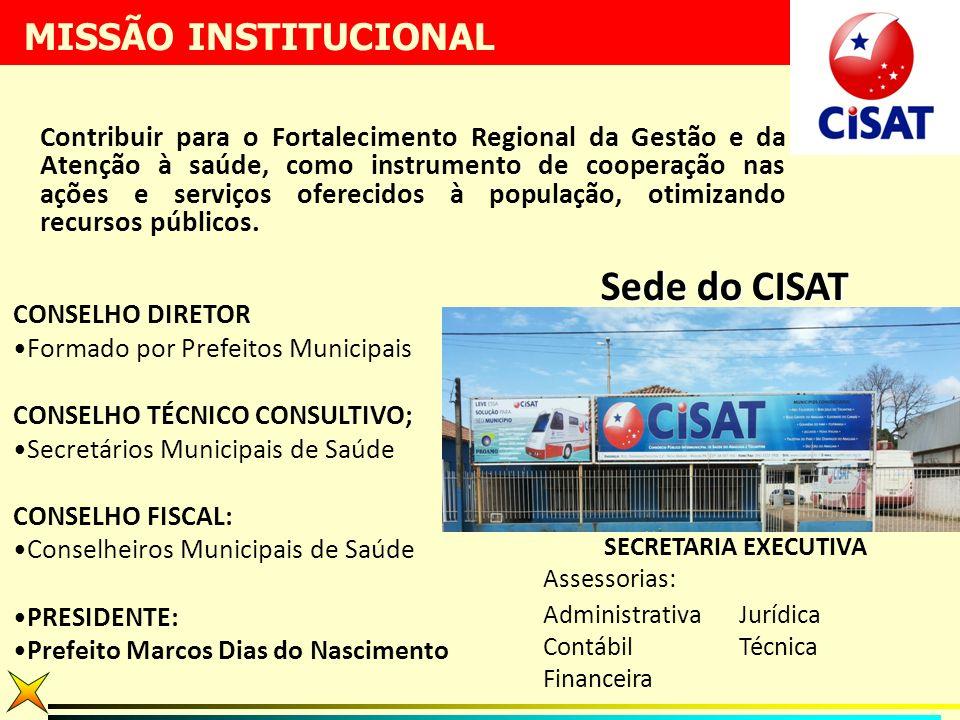 Contribuir para o Fortalecimento Regional da Gestão e da Atenção à saúde, como instrumento de cooperação nas ações e serviços oferecidos à população,
