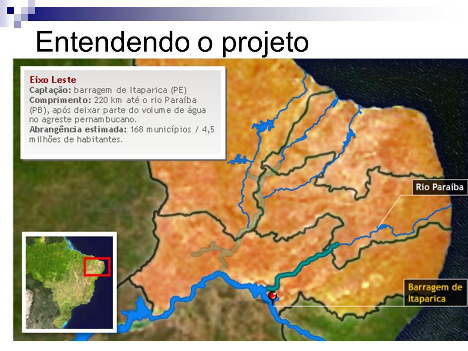 Ambientalistas e lideranças sociais se perguntam: Qual seria o verdadeiro destino da água.