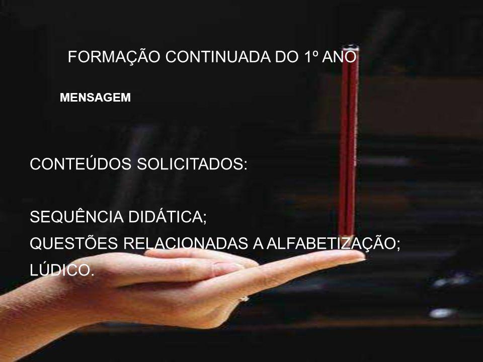 PAUTA: -MÉTODO DE APREENSÃO DA REALIDADE E METODOLOGIA DIDÁTICA -CONCEPÇÕES DO ENSINO DA LÍNGUA PORTUGUESA NOS PRIMEIROS ANOS DO ENSINO FUNDAMENTAL; -SEQUÊNCIA DIDÁTICA E OS CONTEÚDOS CURRICULARES.