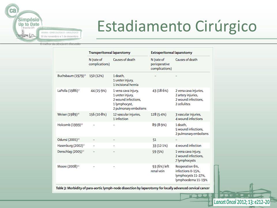 Estadiamento Cirúrgico