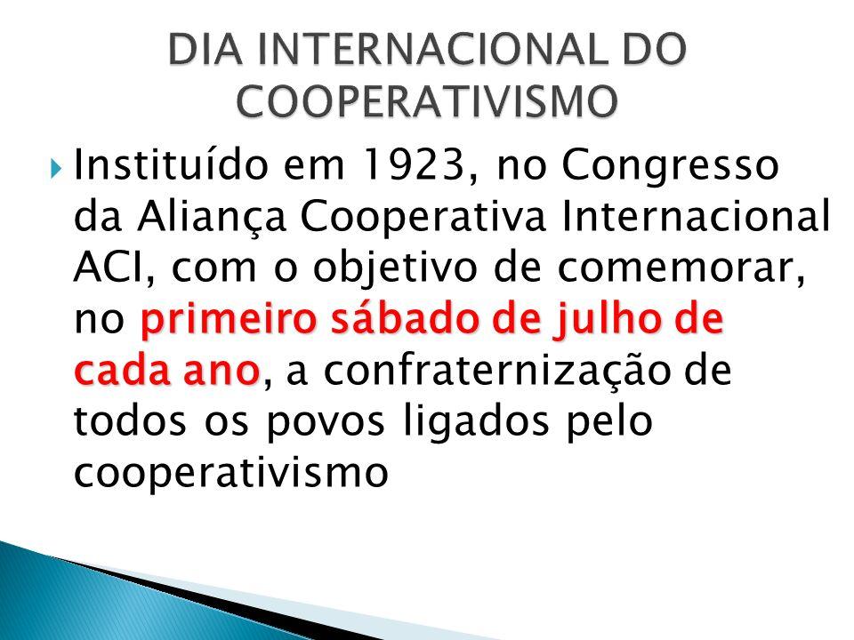 É uma associação de pessoas com interesses comuns, organizada economicamente e de forma democrática, com a participação livre de todos os que têm idên