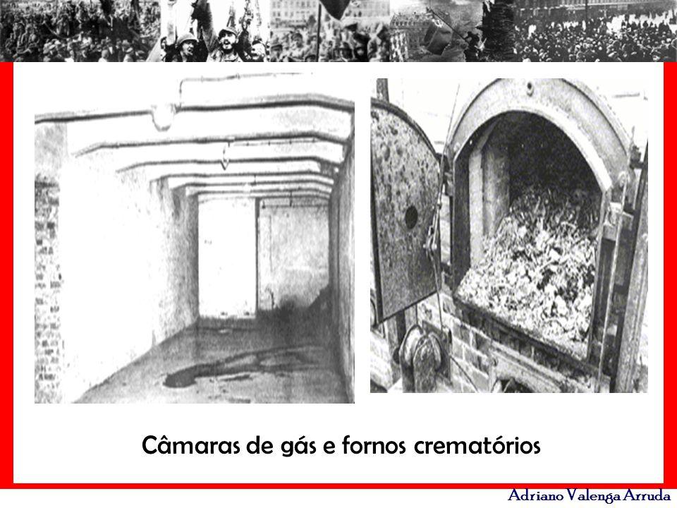 Adriano Valenga Arruda Câmaras de gás e fornos crematórios