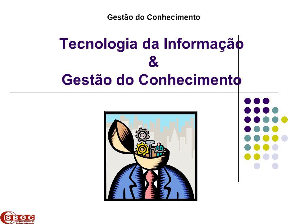 Faculdade de Ciências Aplicadas e Sociais de Petrolina- FACAPE Tecnologia da Informação & Gestão do Conhecimento Gestão do Conhecimento